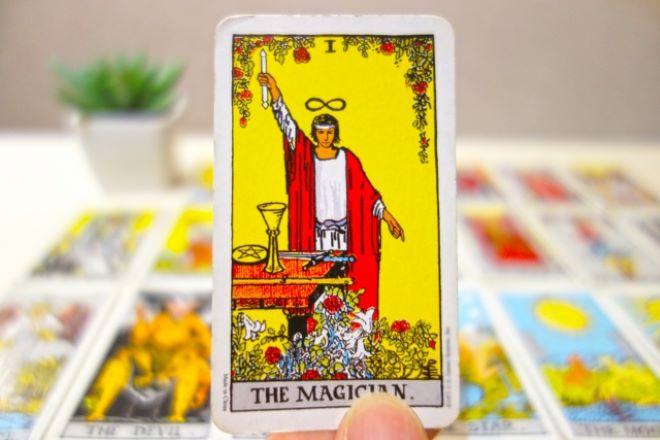 1:魔術師