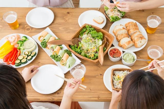 失恋から立ち直るには食べ物が特効薬!