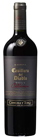 失恋におすすめのお酒⑤カッシェロ・デル・ディアブロ デビルズ・コレクション レッド