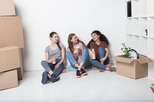 失恋には引っ越しが効く!引っ越しで得られる6つの効果と4つのコツ