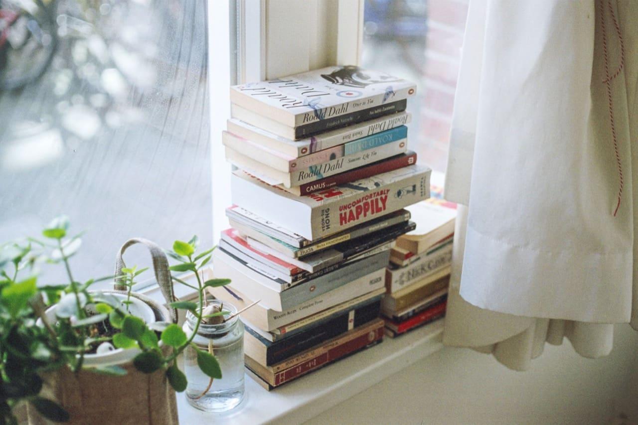 失恋には本が効果的