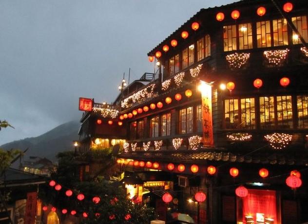 海外の失恋旅行先②台湾